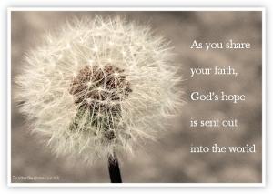 Sharing-your-faith-A-Hunt